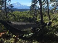 Thru-Hiking the Pacific Crest Trail with a Hammock