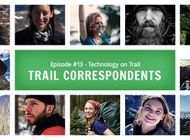 Trail Correspondents Episode #13: Technology Use on a Thru-Hike