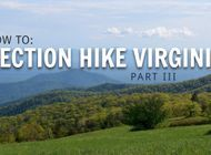How to Section Hike Virginia III: Daleville to Waynesboro