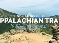 Best Sections of the Appalachian Trail to Hike in the Summer
