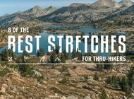 8 of the Best Stretches for Thru-Hikers