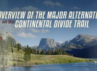 Overview of the Major Alternates along the CDT