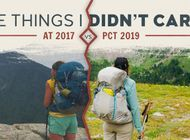 My Appalachian Trail vs. Pacific Crest Trail Gear Lists: The Things I Didn't Carry