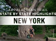 Appalachian Trail State Profile: New York