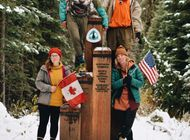 Congrats to These 2019 Pacific Crest Trail Thru-Hikers: October 17 - November 13