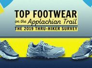 The Top Footwear on the Appalachian Trail: 2019 AT Thru-Hiker Survey