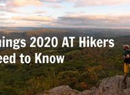 16 Things 2020 Thru-Hikers Need to Know