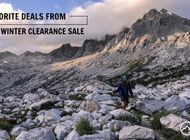 The Best Deals for Backpackers at REI's Winter Clearance