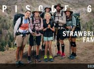 Backpacker Radio 62 | The Strawbridges: Thru-Hiking the PCT as a Family of Six