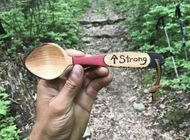 "Trail Angel Spotlight: Jim ""The Spoon Man"" Tabor"