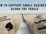 How to Support Small Businesses on the AT, PCT, and CDT