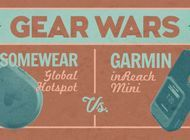 Gear Wars: Somewear Global Hotspot Vs. Garmin inReach Mini