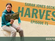 Backpacker Radio Episode 71 | Sarah Jones Decker on Appalachian Trail Shelters