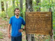 "Joe ""Stringbean"" McConaughy Smashes the Unsupported Long Trail FKT"