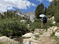 Why Sun Umbrellas are Becoming Thru-Hikers' Favorite Piece of Gear