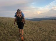 "Jeff ""Legend"" Garmire Breaks Colorado Trail FKT"