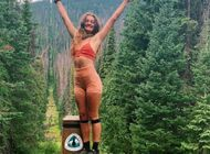 Meet the Eating Disorder Survivor Crushing Miles on the PCT