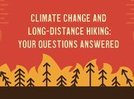 How Climate Change Affects Long-Distance Hiking