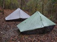 Six Moon Designs Deschutes Plus vs. Wild Oasis UL Tarp Review