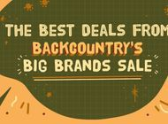 The Best Hiking Gear Deals from Backcountry's Big Brand Sale