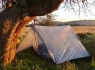 Gossamer Gear The DCF Two Ultralight Tent Review