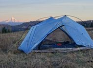 Zpacks Free Duo Freestanding DCF Tent Review