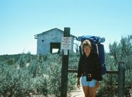 "Interview with Carolyn ""Ravensong"" Burkhart, First Woman to Solo Thru-Hike the Pacific Crest Trail (PCT)"