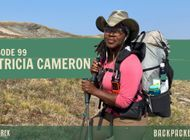Backpacker Radio 99 | Patricia Cameron Founder of Blackpackers