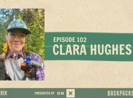 Backpacker Radio 102 | Clara Hughes, Olympian and Thru-Hiker