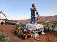 Activist Locks Herself to Crane, Blocking Mountain Valley Pipeline