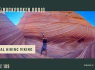Backpacker Radio 109 | The Real Hiking Viking on The Hayduke