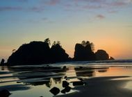 The Olympic North Coast: 19 Miles of Magical Coastline in Olympic National Park