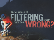 Have We All Been Filtering Our Water Wrong the Whole Time?