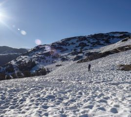 How Three Petite Women Dealt with the 2017 PCT High Snow Year