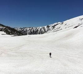Avalanche Danger and Staying Safe on the CDT in 2019
