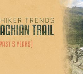 Appalachian Trail Thru-Hiker Trends: Examining Gear, Budget, and Resources Over the Past 5 Years