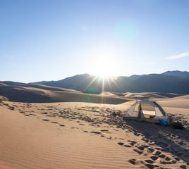 How to Plan a Backpacking Trip in Great Sand Dunes National Park