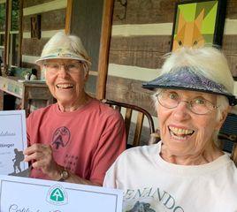 Trail Angel Spotlight: The Trekking Twins