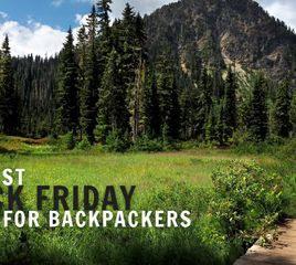 The Best Black Friday Deals for Backpackers
