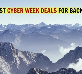 The Best Deals for Backpackers at REI's Cyber Week Sale