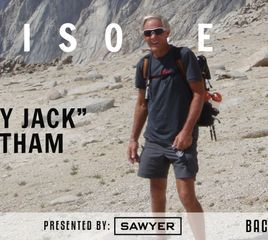 Backpacker Radio 57: Crazy Jack Northam on Summiting Whitney ~200 Times, Listener Poop Stories, and The Top Tents on the Appalachian Trail