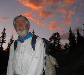 "Meet Barney ""Scout"" Mann: Triple Crowner, Trail Angel, Author"