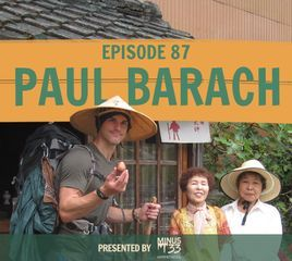 Backpacker Radio 87 | Paul Barach on Japan's Shikoku Pilgrimage + Murphy's Law
