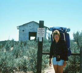 """Interview with Carolyn """"Ravensong"""" Burkhart, First Woman to Solo Thru-Hike the Pacific Crest Trail (PCT)"""