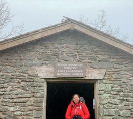 My First Week Thru-hiking the Appalachian Trail
