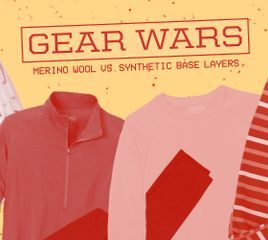 Gear Wars: Merino Wool vs. Synthetic Base Layers