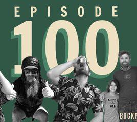 Backpacker Radio 100 | Jennifer Pharr Davis + The Real Hiking Viking