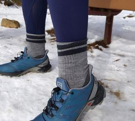 Swiftwick Pursuit Merino Blend Hiking Socks Review