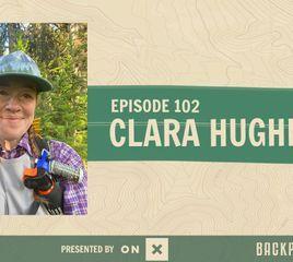 Backpacker Radio 102 | Clara Hughes, Olympian and Thru-Hiker