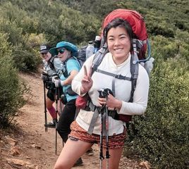 Hiker Spotlight with Alice Wu: From the Seas of Service to the Deserts of the PCT